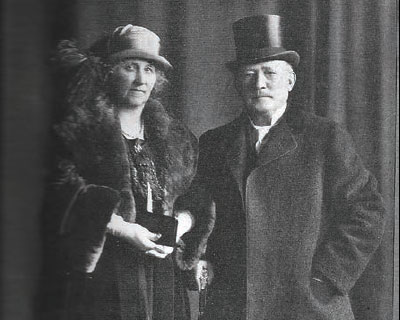 Herman and Ann Raaz