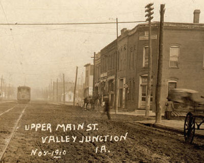 Upper Main St. Valley Junction