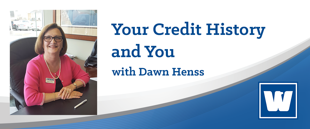 credit history post header
