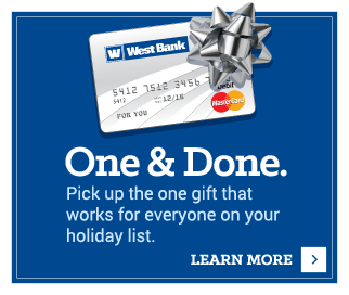 West Bank Prepaid Gift Card